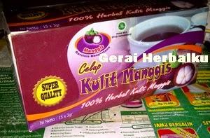 Teh Celup Kulit Manggis Sifa Bersaudara