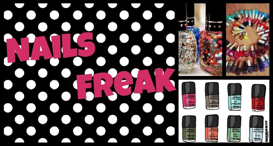 Nails freak