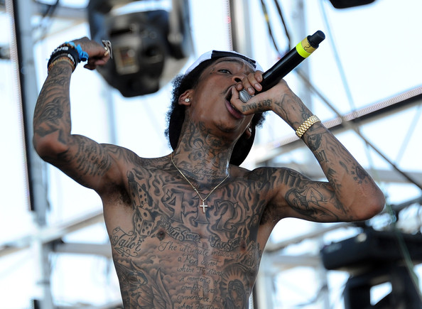 ultimate wiz khalifa tattoos
