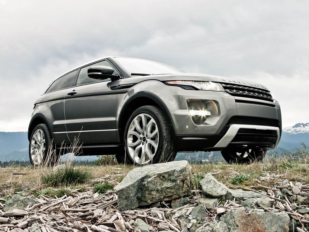 Ranger Rover Evoque 2014 - recall