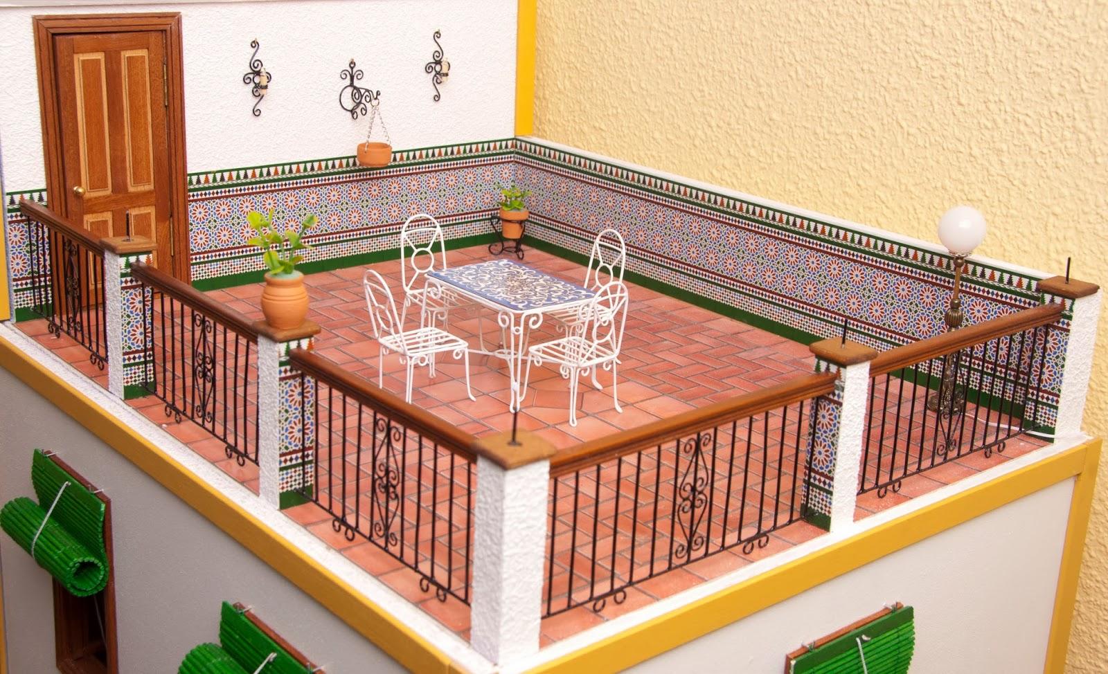 La casita de ferlop casa ferlop for La casa de la azotea