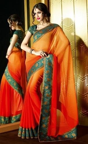 Saree For Wedding Parties