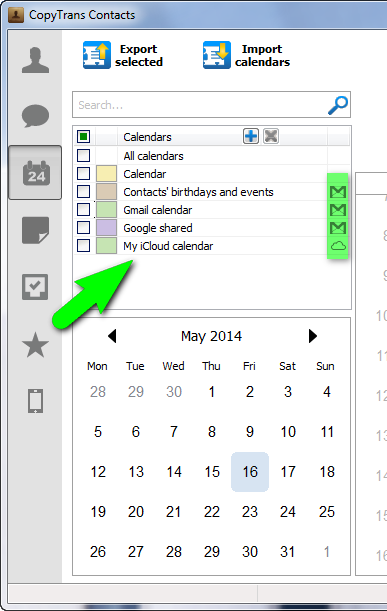how to delete a google calendar event from iphone