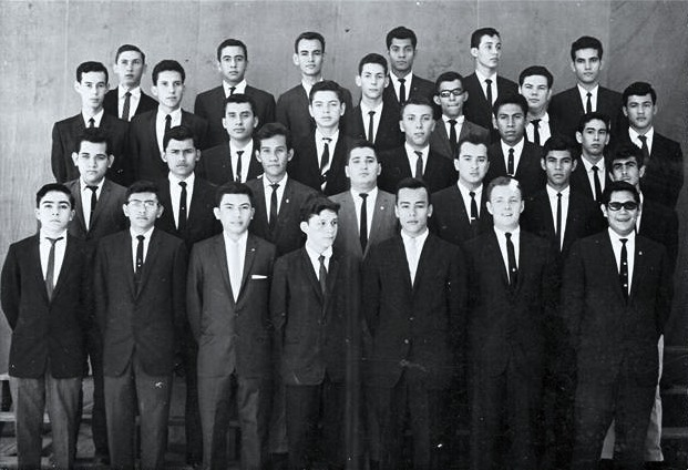 IV PROMOCION LA SALLE 1964-1965 (clic en la foto)