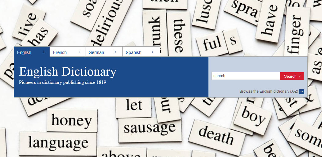 Free Dictionary – Collinsdictionary.com, Collins dictionary online for free