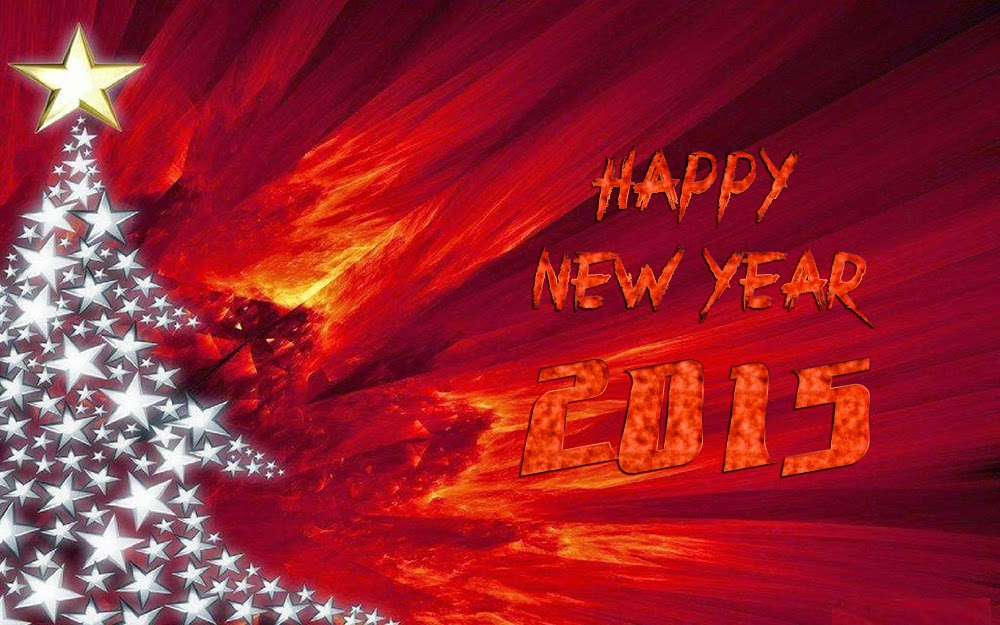 Best Happy New Year 2015 HD Cards