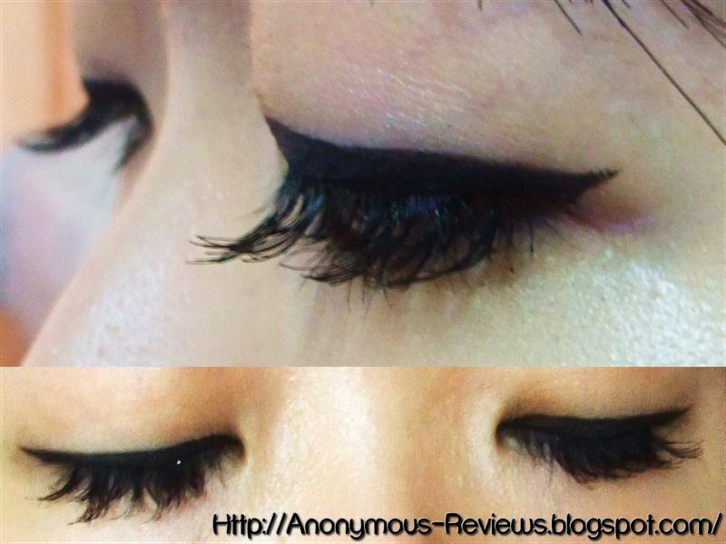 how to put on strip false eyelashes