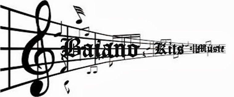 Baiano Kits Music