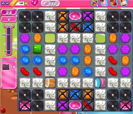 Candy Crush Saga 848