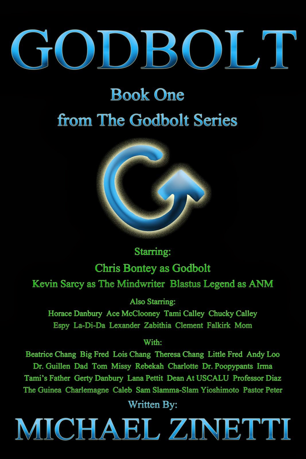 Godbolt: Book One From The Godbolt Series
