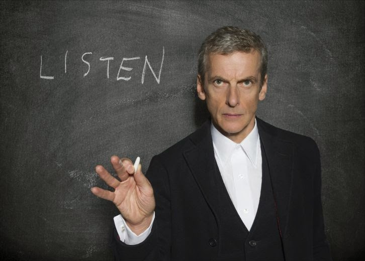 "Doctor Who - Listen & Time Heist - Review: ""The Memory Tricks"""