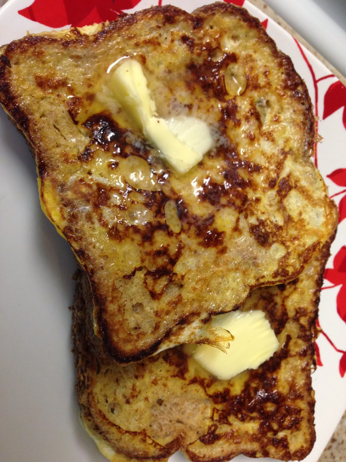 how to make french toast without cinnamon and vanilla