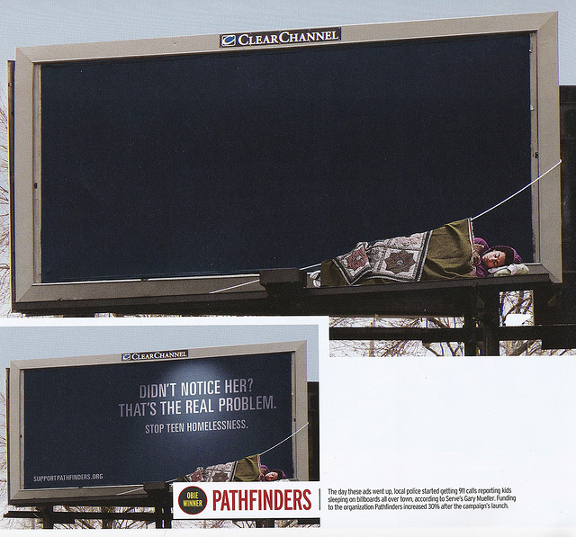 effectiveness of billboard advertising Out of home advertising effectiveness and return on investment (2011) factors considered prior to design before the design process can take place, the billboard marketing campaign team.