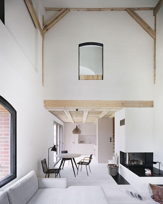 LANDHAUS / Thomas Kröger Architekt © Thomas Heimann