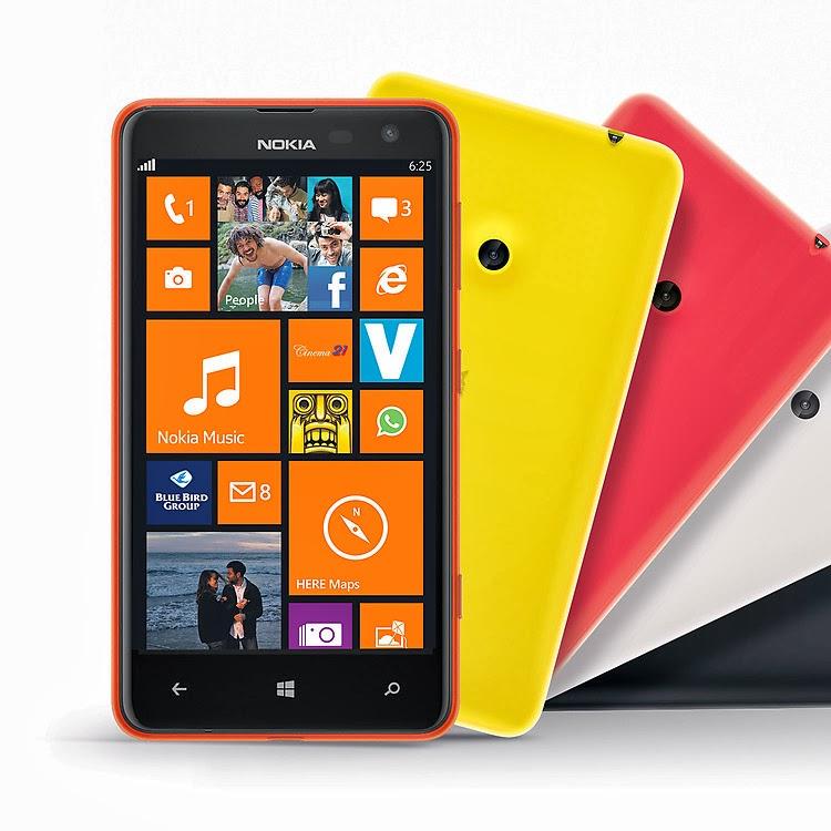 Harga Nokia Lumia 625 Dan Spesifikasinya