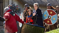 Doctor Who The Girl Who Died Behind the Scenes