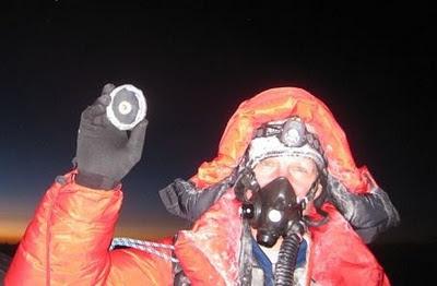 Astronaut Scott Parazynski