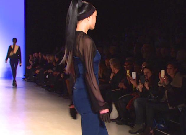 Meskita - Image from runway video