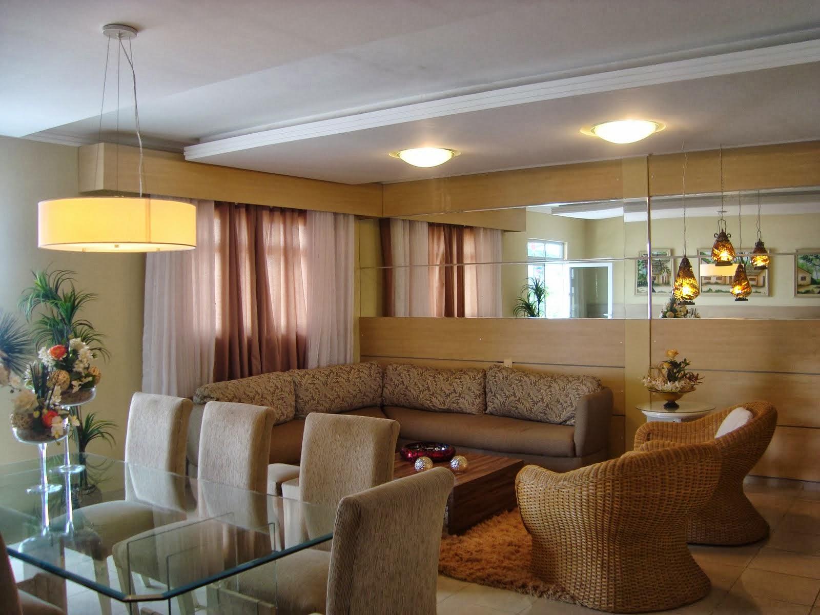 lumin rias de teto para sala de estar