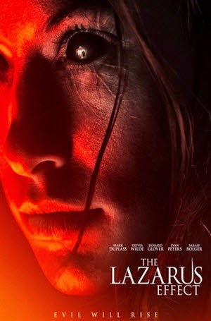The Lazarus Effect: Official Theatrical Release Poster