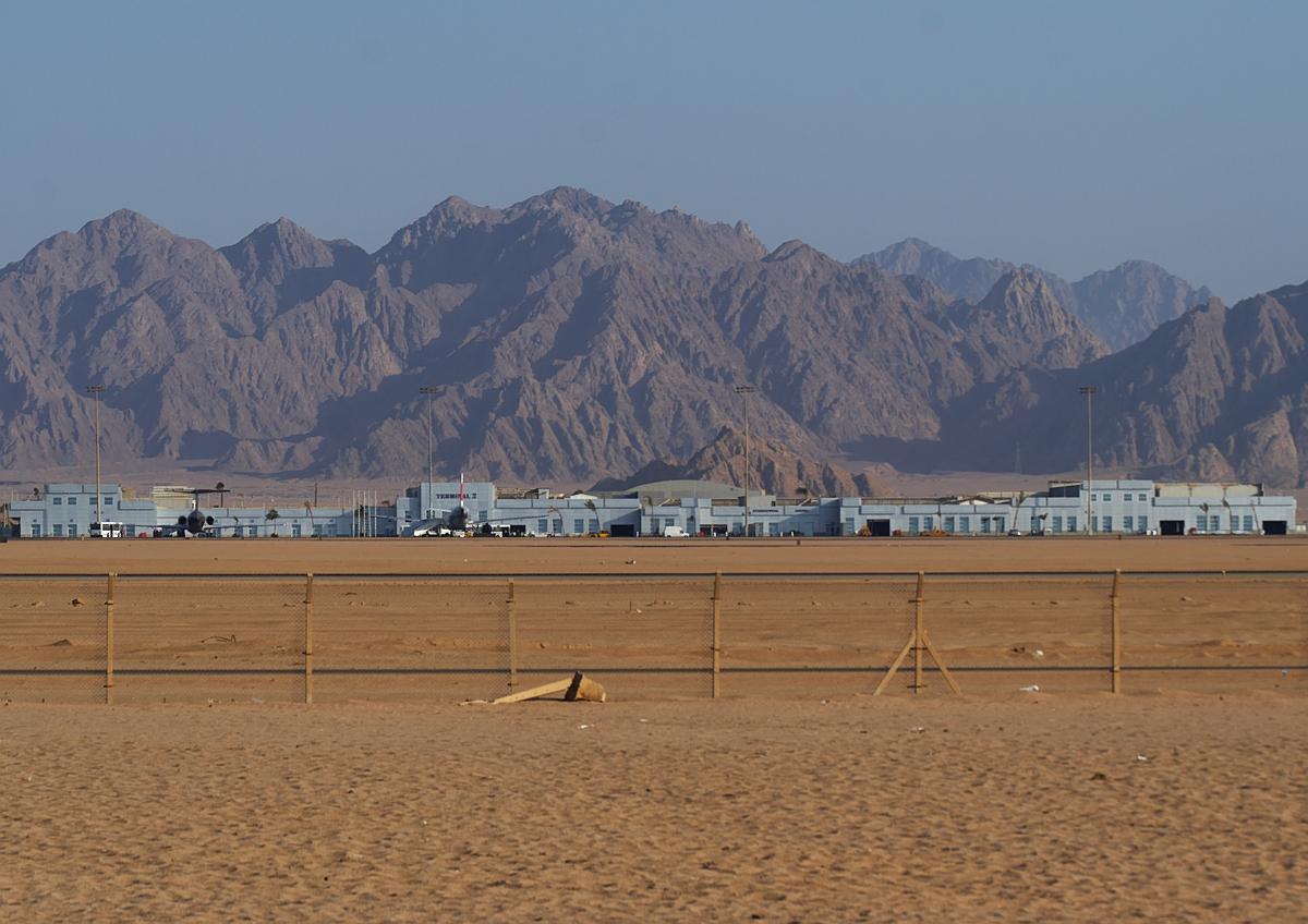 Aeroporto Sharm : Egypt sharm el sheikh