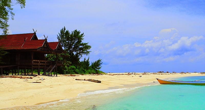 Wisata Pulau Lanjukang Makassar
