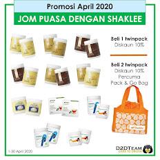 Promosi April 1
