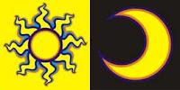 Logo Vektor Valentino Rossi - Sun & Moon