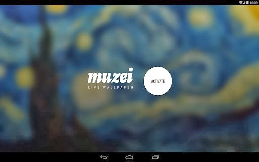 Muzei Live Wallpaper 1.0 APK