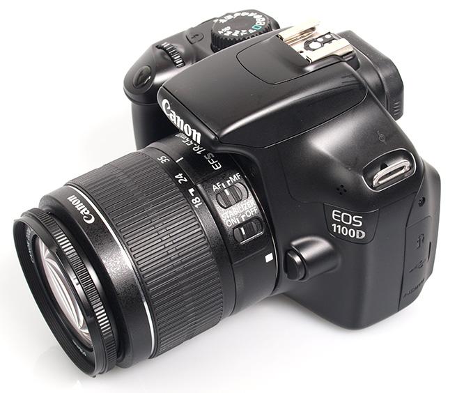 Kamera CANON EOS 1100D Kit