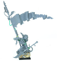 Skaven Battle Standard Bearer Conversion