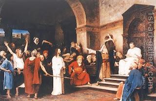 killing christ trials