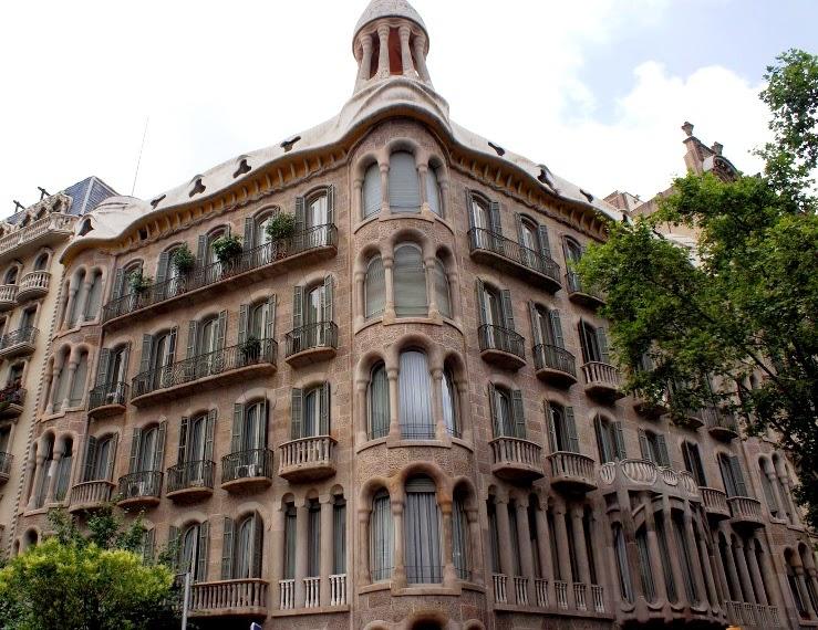 Barcelona ahora y siempre casa sayrach - Casas de musica en barcelona ...