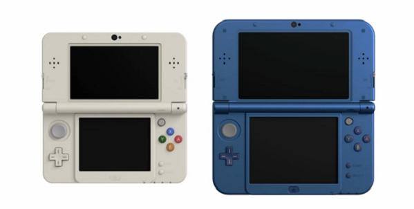 new Nintendo 3DS models