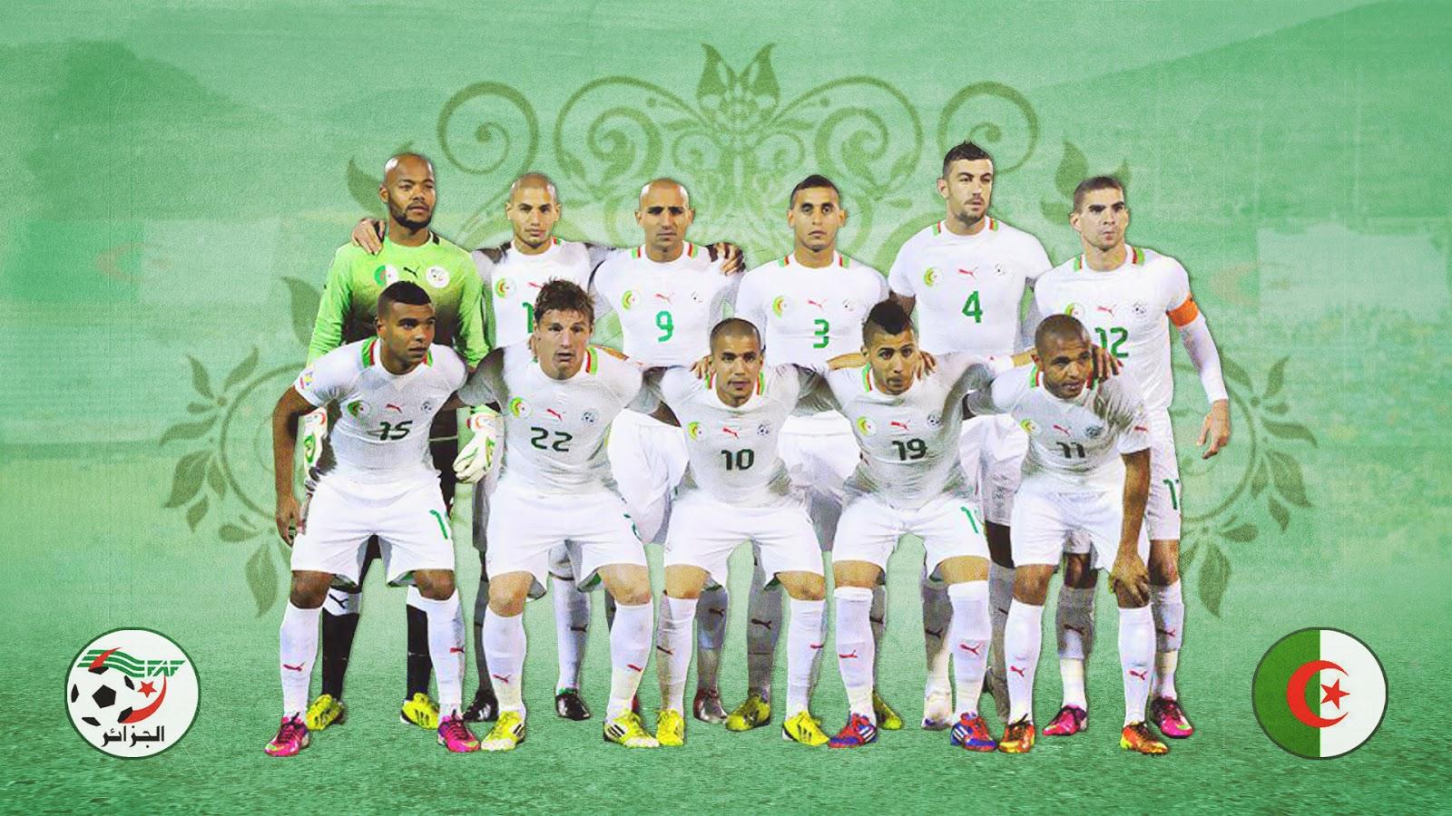 المنتخب الوطني الجزائري إلى المركز 15 عالميا لأول مرة في التاريخ
