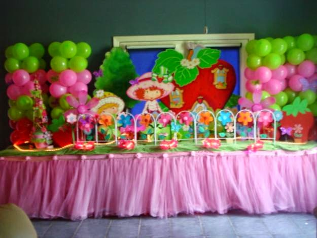 arts and craft party decoration ideas