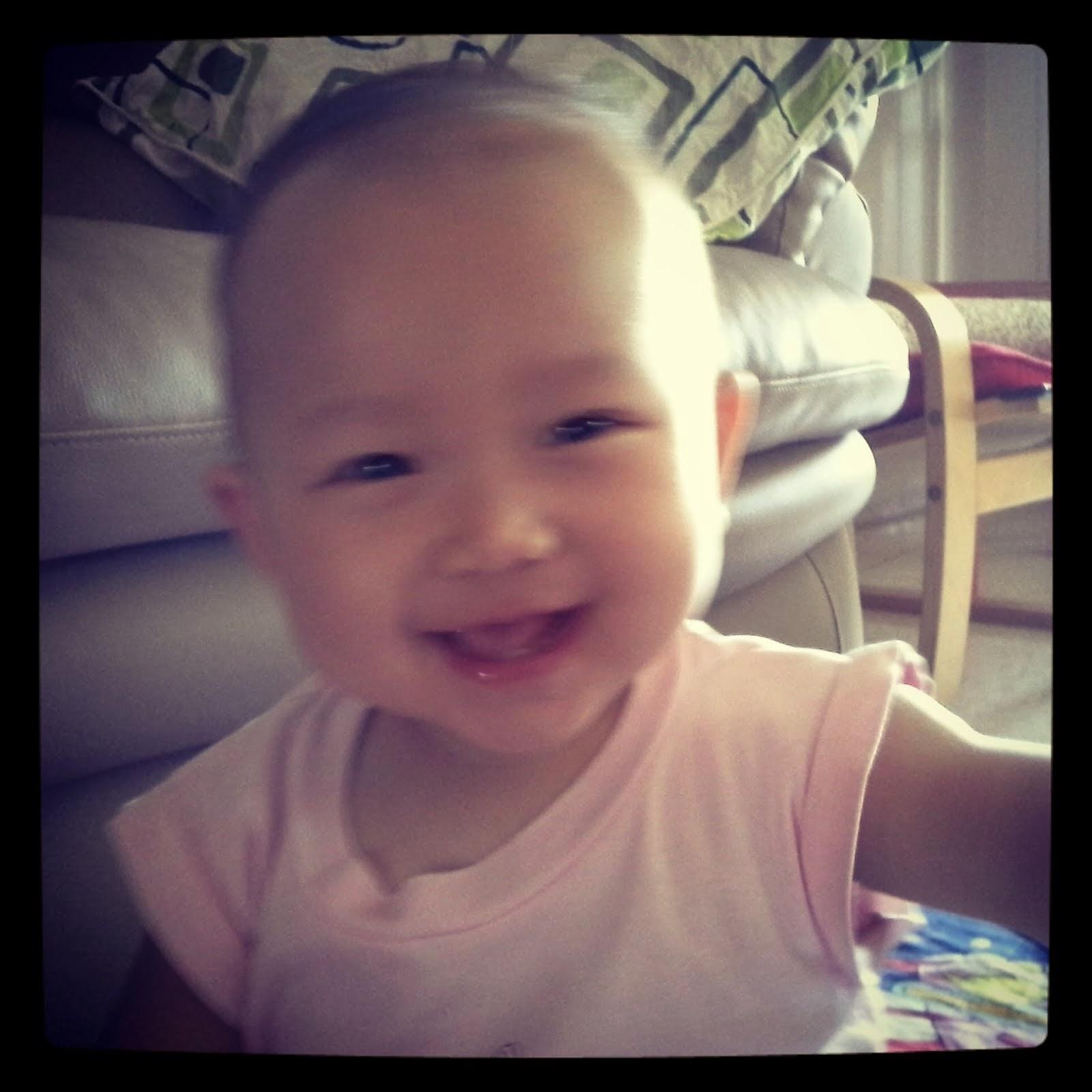 Daisy Amelia @ 10 months