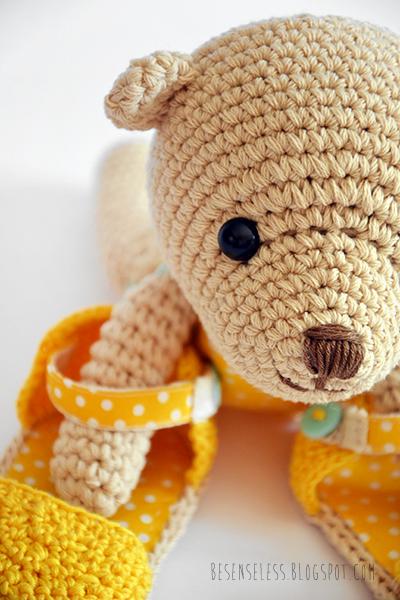 Amigurumi Baby Bear : Airali design. Where is the Wonderland? Crochet, knit and ...