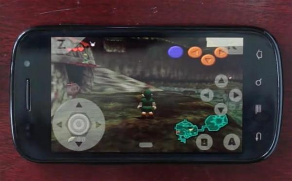 (Aporte) N64oid Emulador Nintendo 64 para Android