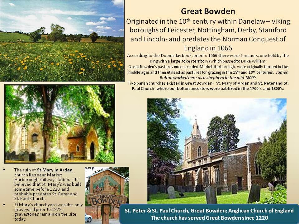 Great Bowden