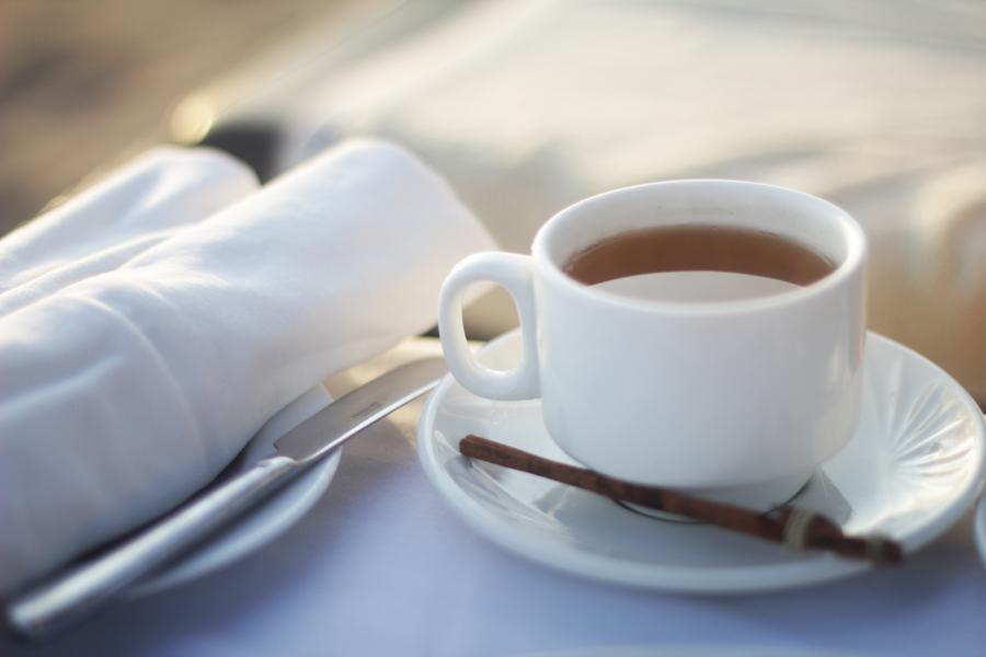 ginger tea food
