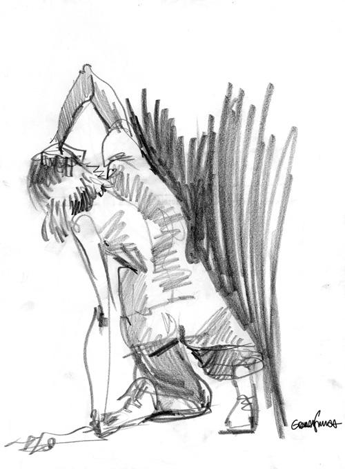graham smith illustration blog  life drawings