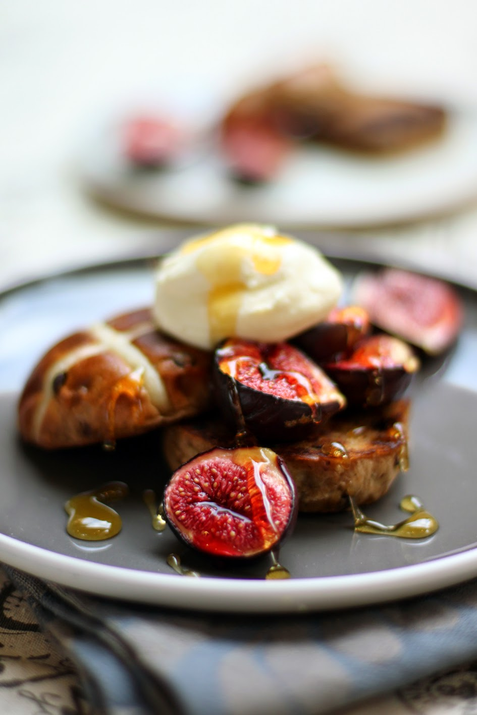 ... grilled figs with honeyed dessert recipe grilled figs grilled figs