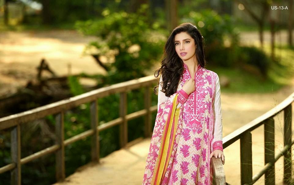 Umar Sayeed Summer Lawn 2015 Collection