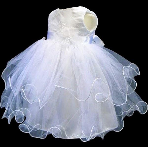 Vestidos de Bautizo, Niñas