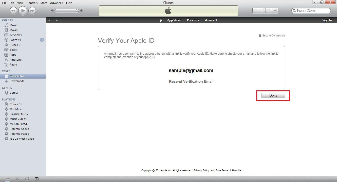 iTunes: How to set up an iTunes Store.