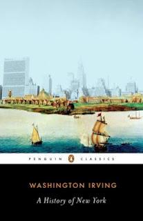 Washington Irving A history of New York