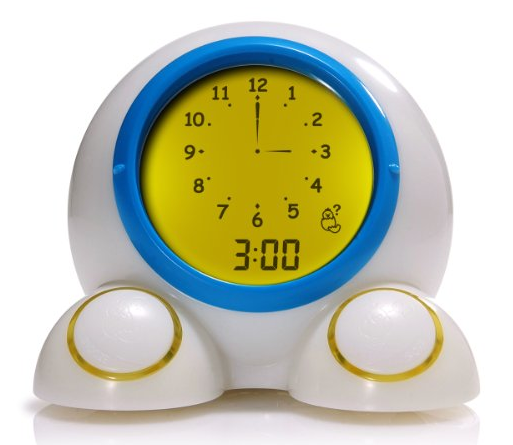 Ok To Wake Clocks And Lights For Early Risers My Baby Sleep Guide Your Sleep Problems Solved