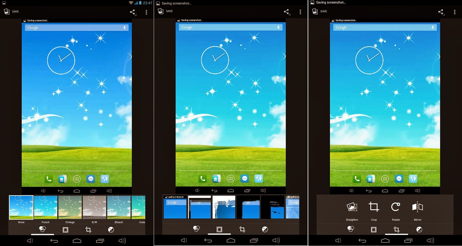 Qube PhoneTab Review: Double The Fun Photo Editor