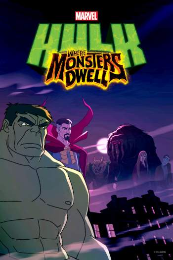 Hulk: Onde os Monstros Habitam 2017 Torrent – WEB-DL 720p/1080p Dual Áudio
